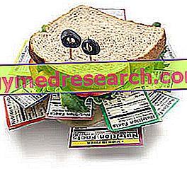 Aditivi za živila v etiketi