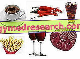 Fødevarer, der forårsager gastritis