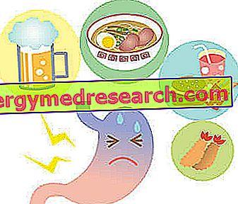 Prehrana in gastroezofagealni refluks