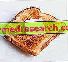 Toast kalórií