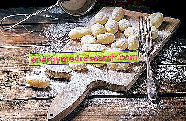 pierderea în greutate a gnocchi