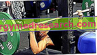 Apmācība un uzturs muskuļu spēka attīstībai
