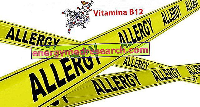 Integrace s B12 hypersenzitivitou nebo alergií