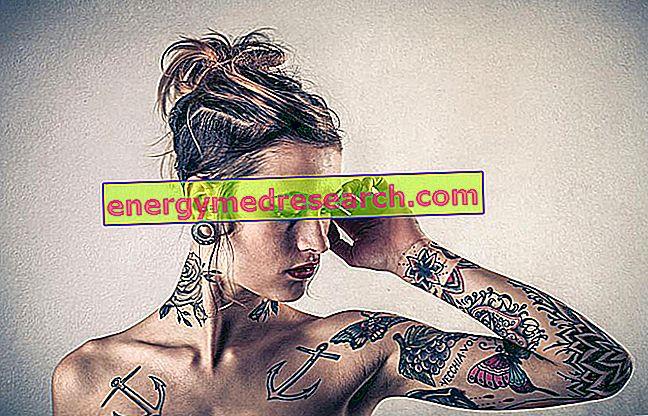Quais são as áreas mais dolorosas para tatuagem?