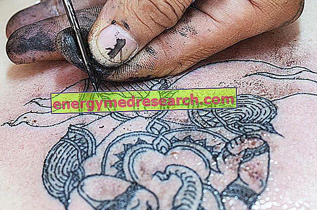 入れ墨の習慣はいつ生まれますか?