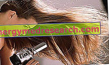 Tørre hårreparationer
