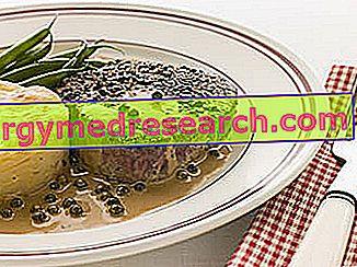 Fileja ar pipariem: uztura īpašības, loma diētā un R.Borgacci gatavošanā