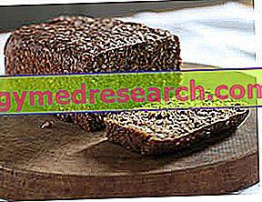 पके हुए माल: पोषण गुण