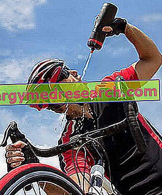 Καλοκαίρι Ποδηλασία: Πόσο και τι πίνετε;