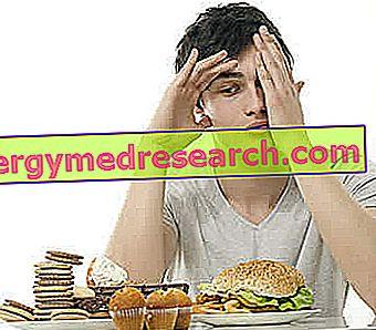 Príklad hyperkalórnej diéty