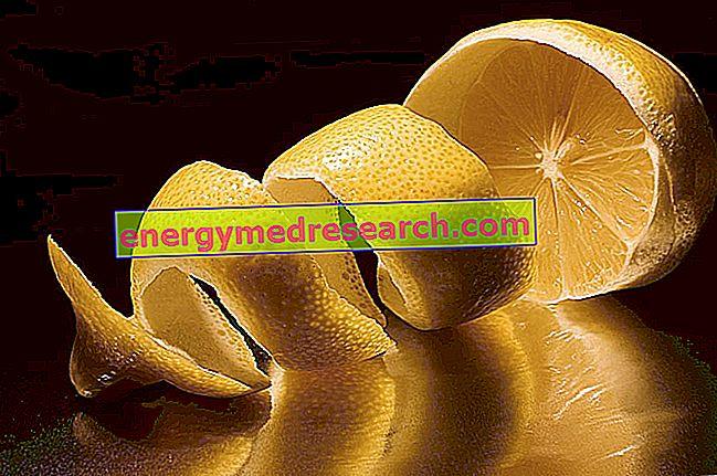 Limon kabuğu kilo vermek