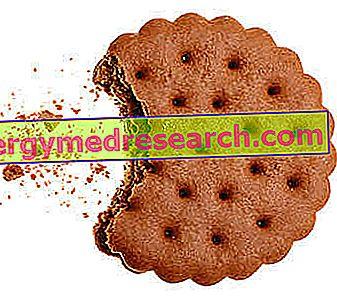 Какао кекси - нутритивна својства