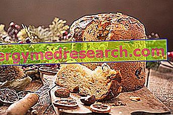 Panettone: mitybos savybės, vaidmuo dietoje ir kaip parengti: R. Borgacci