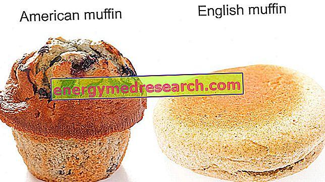 Englische Muffins und englische Muffins