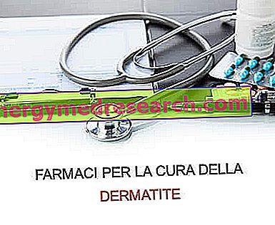 Drogas para curar a dermatite