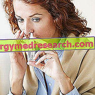Decongestant léky