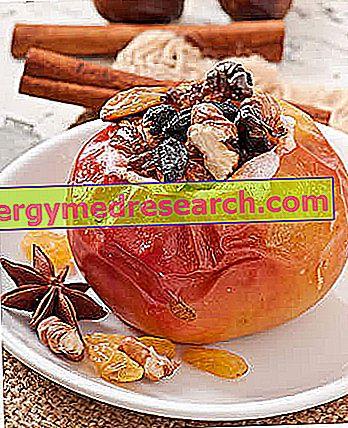 Gekochte Äpfel - Nährwert und Nutzen
