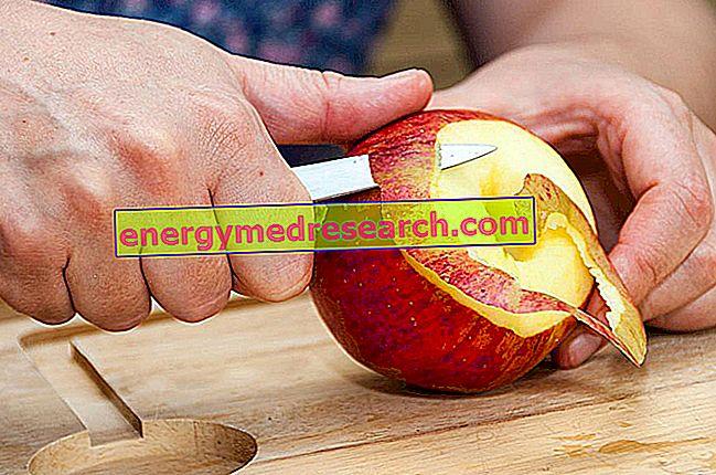 Je li voćna korica bogata vitaminima?