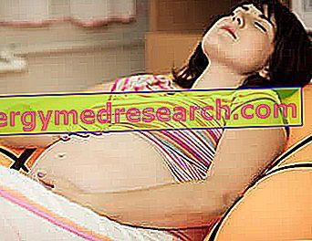 Cãibras na gravidez