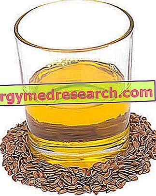 Laneno ulje kao dodatak: prednosti i svojstva