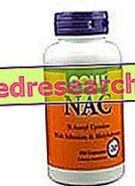 Suppléments de NAC - N Acétyl Cystéine