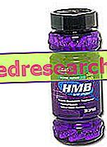 HMB doplňky - hydroxy beta methyl butyrát