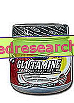 GLUTAMIN HARDCORE - MUSCLETECH - Glutamin alfa-ketoglutarat