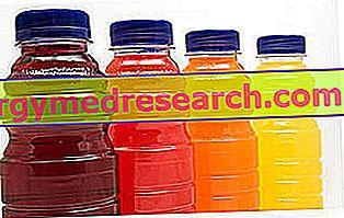 Farby potravín