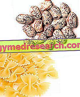 Pasta ja oad