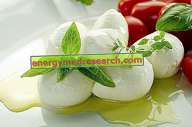 Niebieska mozzarella i inne produkty zmieniające kolor