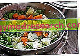 Загуба на витамини и минерали с готвене