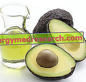 Avocado-olie in de keuken en in cosmetica