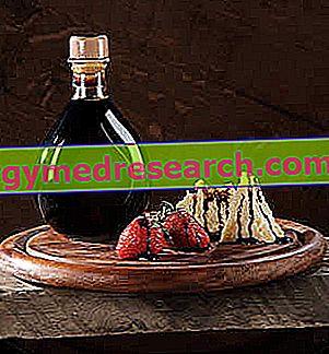 Cuka Balsamic dari Modena