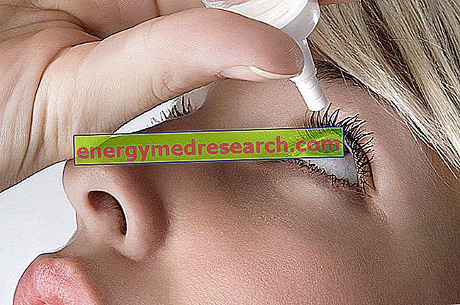 Alergi mata: mengapa itu terjadi?