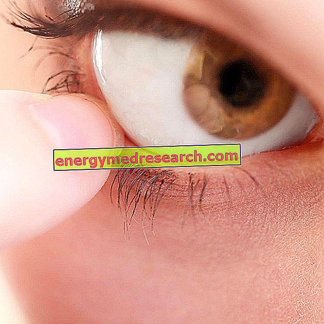 Іноземні тіла в оці: що робити