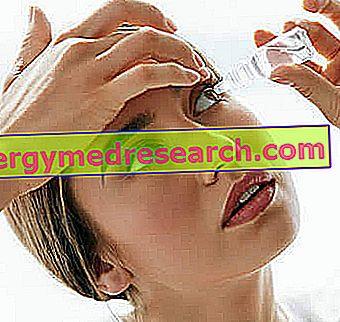 Antihistamīna acu pilieni
