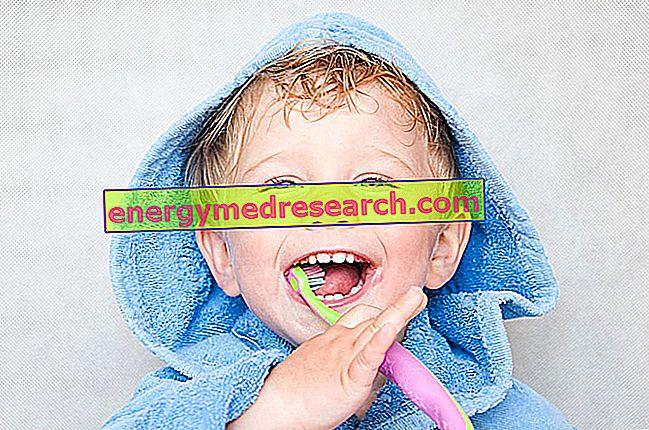 Munnhygiene hos barn