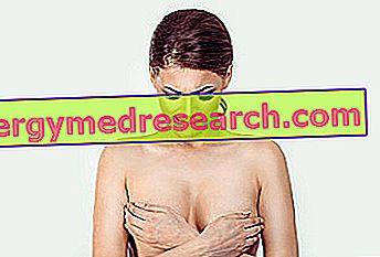 modificări ale țesutului mamar după pierderea în greutate)