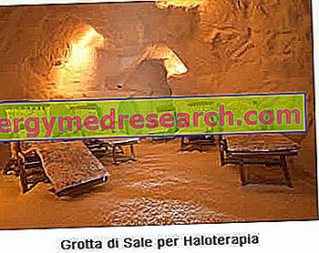 Halotherapy (or salt therapy)