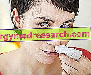 Засоби захисту крові від носа