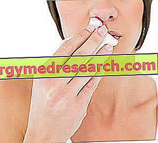 Αίμα από τη μύτη - Επίσταξη