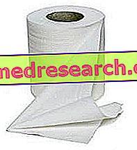 Krv u toaletnom papiru