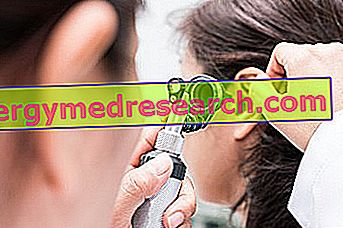 Prueba de oído impedenzometric