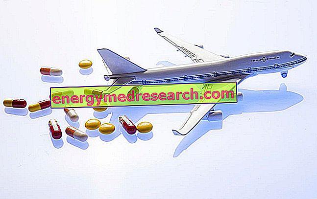 Jetlag: Melatonin wirkt dem Zeitzonenstress entgegen