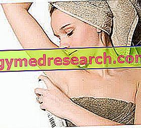 Remedios Armpit sudoración e hiperhidrosis.