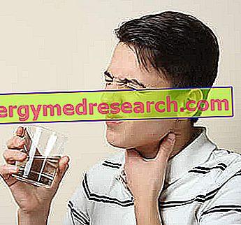 咽頭痛 - 原因、症状および治療法