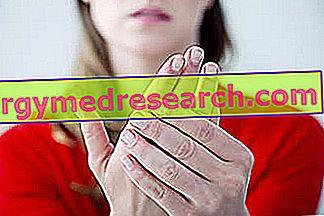 Bolečina v prstih A.Griguolo