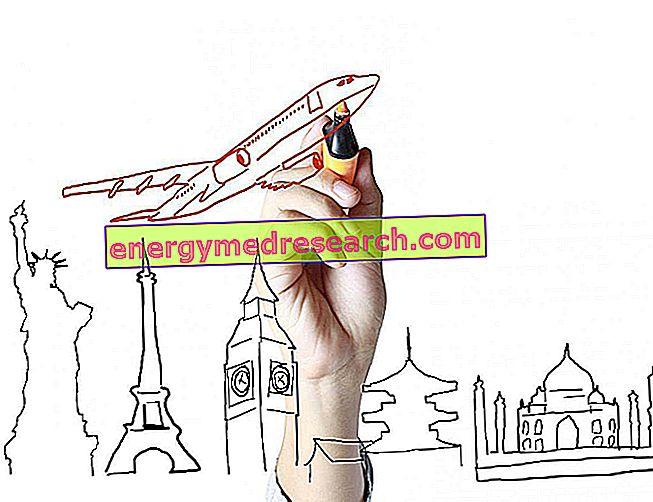 Viajes aéreos: posibles riesgos para la salud.