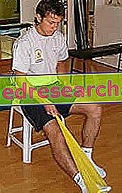 Muskelforstærkning i ankelforstuvning
