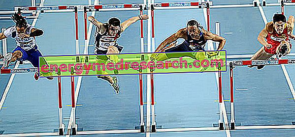 Tečajevi prepreka u atletici - trening